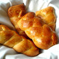 Small Braid Rolls, Eggless Clove Leaf & Eggless Lion House Rolls