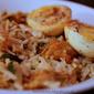 Spicy Egg biriyani: Malabar style