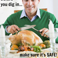 Food Safe Families' Tips For A Healthy and Happy Thanksgiving!