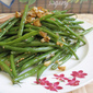 Garlic Haricot Verts (French Beans) 蒜香芝麻四季豆
