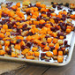 Butternut Squash and Beet Quinoa Salad
