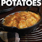 Thanksgiving and Idaho Potatoes- Scalloped Potatoes with Endive & Mustard