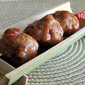 Spicy Glazed Ham Balls