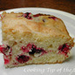 Recipe: Cranberry Buttermilk Cake