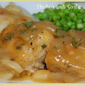 Chicken with Garlic Sauce - 8 WW Points Plus