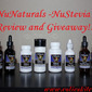 NuNaturals NuStevia Review and Giveaway