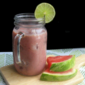 Recipe #327: All-Natural, Watermelon-Coconut Sports Recovery Drink