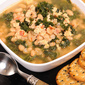 Kale and Sausage Stew Recipe, also known as Holiday Madness Stew