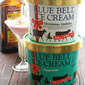 Getting Creative with Seasonal Flavors from Blue Bell Ice Cream: Buttermint and Cinnamint Shakes