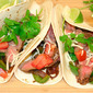 Quick & Light Steak Fajitas