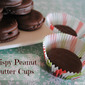 Crispy Peanut Butter Cups with Martha Stewart Crafts {Recipe Box & Giveaway}