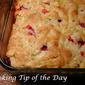 Recipe: Cranberry Apple Cake