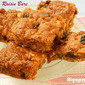Dates Nut Bars