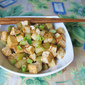 Spicy Tofu and Chayote Stir-Fry 辣炒豆腐