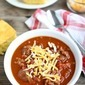 Dad's Spicy Chili & KitchenAid Mixer Giveaway
