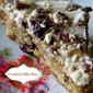 Copycat Cranberry Bliss Bars