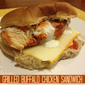 Recipe: Grilled Buffalo Chicken Sandwich
