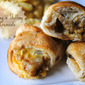 Leftover Turkey 'n' Stuffing Crescents {Recipe Box}