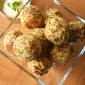 Quinoa Arancini with Easy Aioli