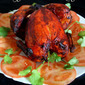 Whole Chicken Tandoori / Special Christmas Meal - Guest Post From Priya.R