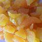 Tangerine Apricot PoppySeed Scones
