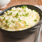 Guilt-Free Garlic Mashed Potatoes