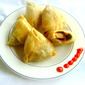 Steamed Zero Oil Potato Samosas