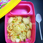 Chinese idli- Kids Lunch box recipes Indian