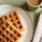 Persuading Nina: Egg Nog Waffles