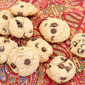 Browned Butter Chocolate Chip Cookies (a healthier chocolate chip cookie!)