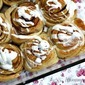 Shortcut Cinnamon Rolls {Made With Truvia Baking Blend}