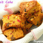Rich Fruit Cake (2nd recipe, with caramel sugar syrup and no alcohol)