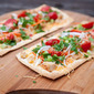 Thai Flatbread Pizza