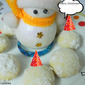 Snowball cookies(Eggless)