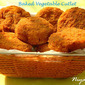 Baked Vegetable Cutlets