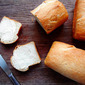 Amish White Bread Mini Loaves