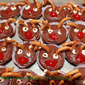 Reindeer Christmas Cupcake Recipe