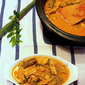 Fish curry: Trivandrum style: featuring drumsticks