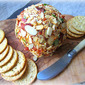 Bacon Horseradish Cheese Ball