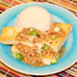 Cashew Citrus Tofu