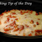 Recipe: Crock Pot Baked Ziti