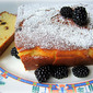 Ridiculous Ricotta Pound Cake