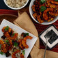 Red Curry Delicata Squash w/ Tofu {12 Weeks of Winter Squash}