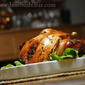 Honey-Lemon Roast Pheasant