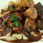 Beef Bourguignon (Beef Burgundy) - Pressure Cooker Style