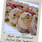 Apple and Cornbread Stuffed Pork Tenderloin