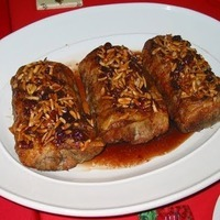 cherry glazed pork loin roast