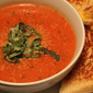 Tomato And Sourdough Soup