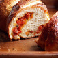 Pepperoni Bread Twist