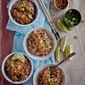Asian Chicken Fried Rice with Brown Rice